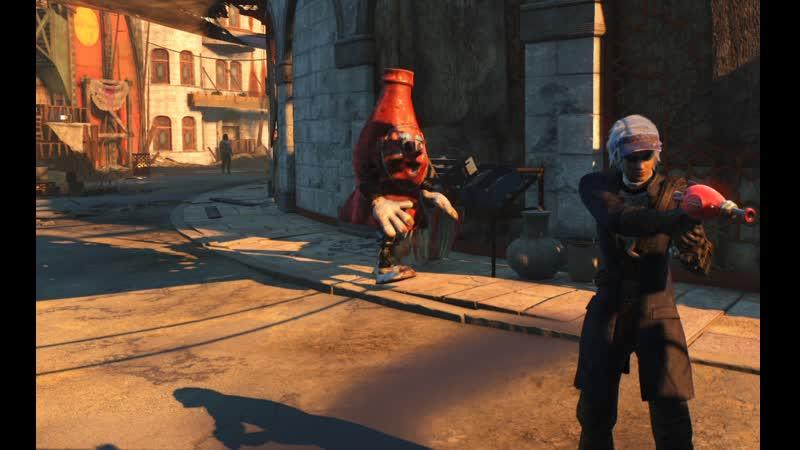 Fallout 4 максимальная сложность 20
