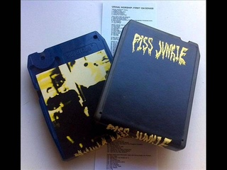 Piss Junkie - Urinal Worship: The First 124 Songs