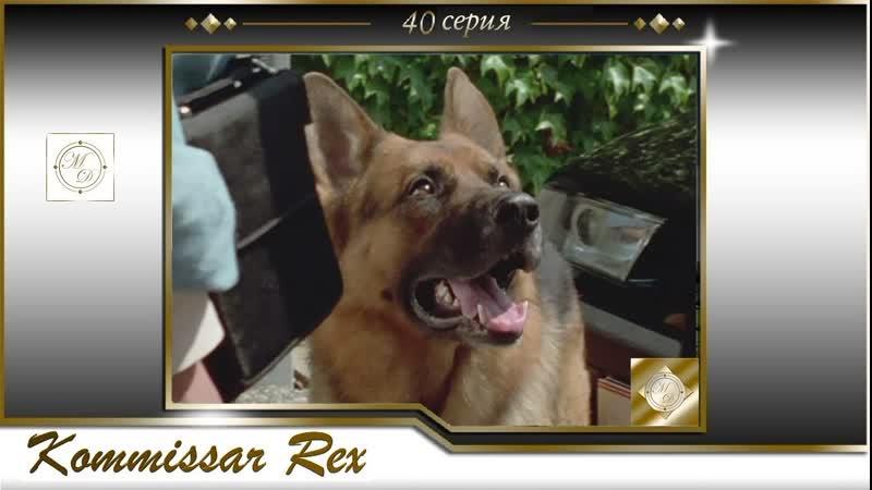 Komissar Rex 3x11 Комиссар Рекс 40 серия