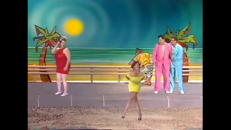 Debut de Soiree Nuit de Folie 1988