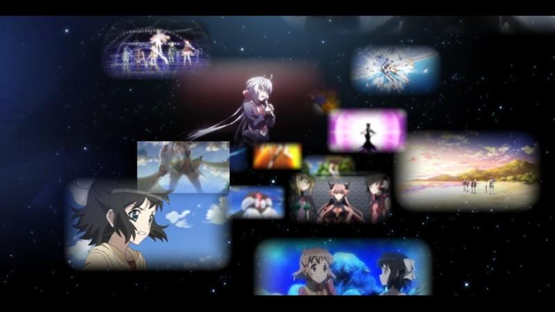 シンフォギアMAD 未来を紡ぐ旋律は、戦姫のヒカリと瞬いて シンフ 12