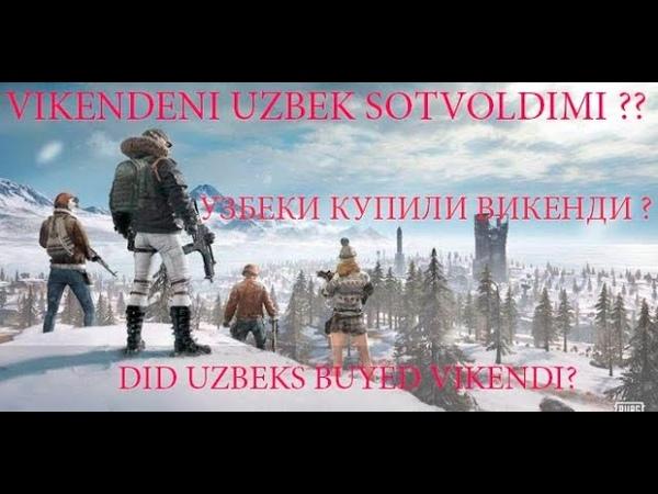 Shoshilinch xabar UZBEK Vikendini sotvoldimi Срочные новости Узбек купил викенди Uzbek buyed vikendi