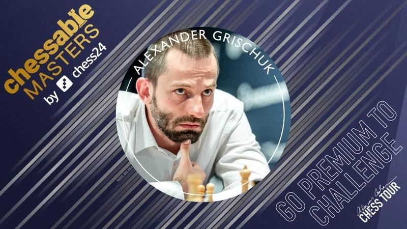Banter Blitz with GM Alexander Grischuk 2