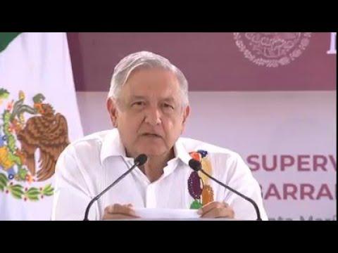 Andr s Manuel López Obrador Autopista Barranca Larga Ventanilla Santa Mar a Colotepec Oaxaca 🛣 🛣 🛣