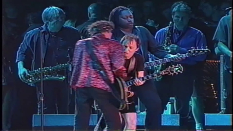 The Rolling Stones AC DC Rock Me Baby 2003