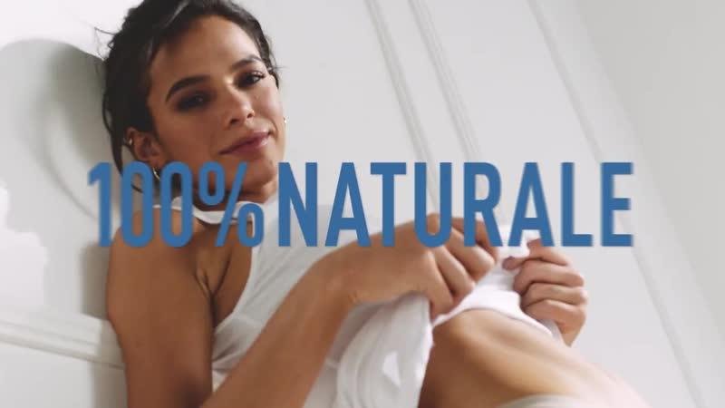 Intimissimi cotone Ultrafresh Supima la campagna con Bruna Marquezine