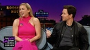 Iliza Shlesinger Played It Cool During Love Scene w Mark Wahlberg