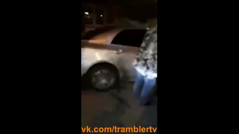 Начальник отдела ГИБДД из Новосибирской области Юрий Захваткин выпил сел за руль