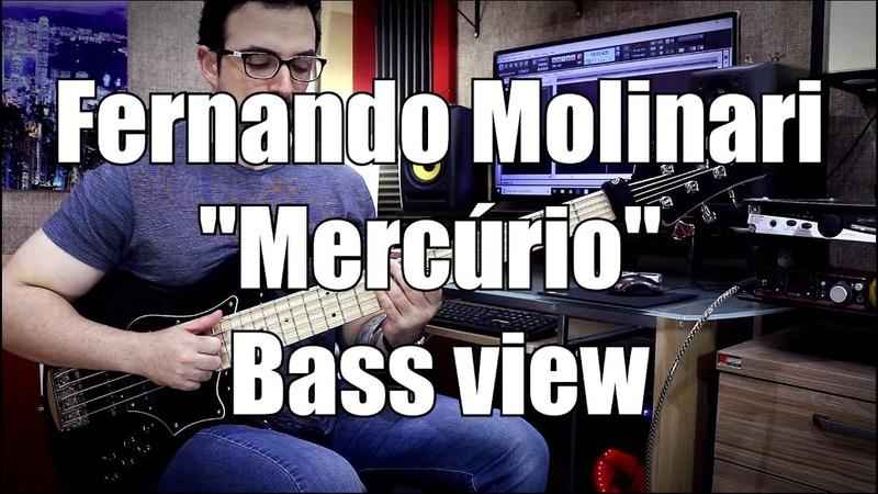 Fernando Molinari MERCÚRIO BASS VIEW