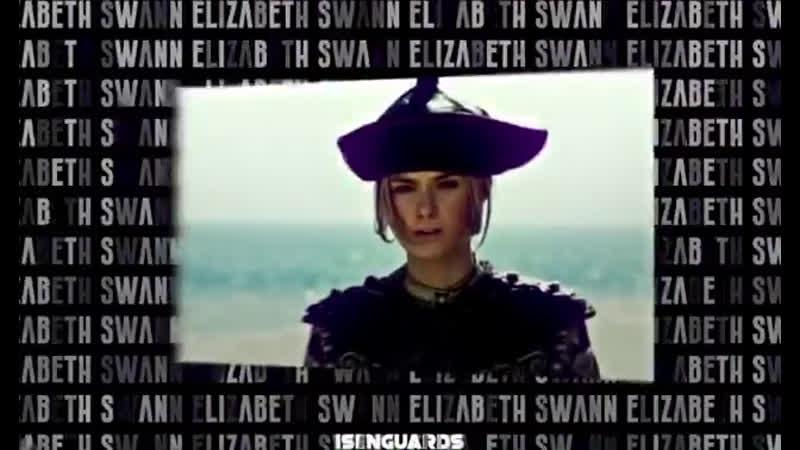 Padme Amidala x Elizabeth Swann