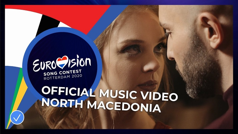 Vasil YOU North Macedonia 🇲🇰 Official Music Video Eurovision 2020