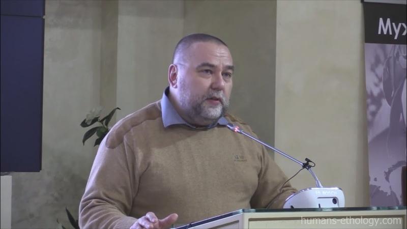 Выступление на конференции Мужской взгляд на народосбережение в Общественной Палате РФ.
