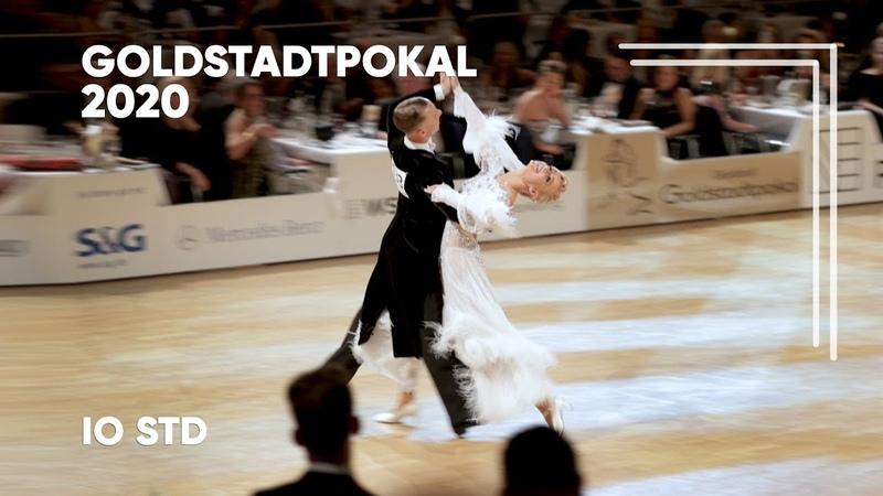 Evaldas Sodeika - Ieva Zukauskaite, LTU   2020 GoldstadtPokal   IO STD - solo SF