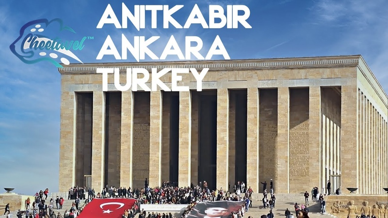 Travel to Ankara and Explore Anitkabir with Deniz as Your Tour Guide 🇹🇷