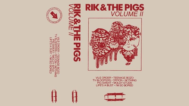 RIK THE PIGS Volume II