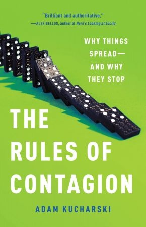 The Rules of Contagion, US - Adam Kucharski