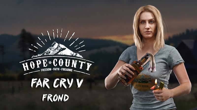 🔴ДОЛИНА ХОЛЛАНДА СВОБОДНА🔴 Far Cry V