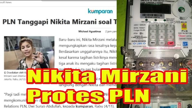 JGNEWS -PLN Tanggapi Nikita Mirzani soal Tagihan Listrik Rp 26 Juta