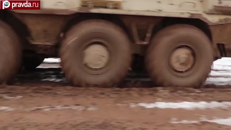 Мотострелковые войска РФ провели огневые учения в Таджикистане