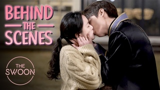 [Behind the Scenes] Lee Min-ho & Kim Go-eun's emotional kiss | The King: Eternal Monarch [ENG SUB]