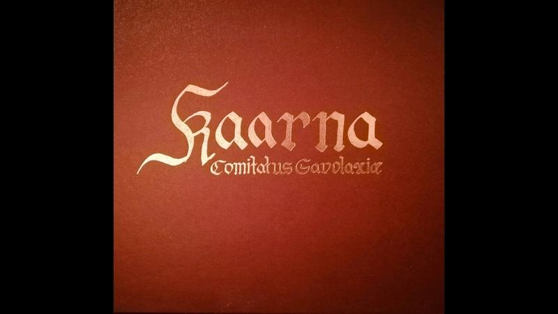 Kaarna - Comitatus Savolaxiæ (2019) (Neo-Classical, Dungeon Synth, Ambient)