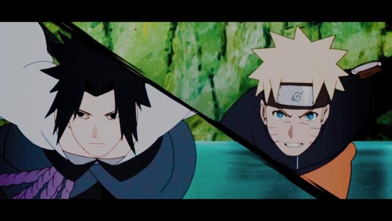 Best Naruto Fights AMV Madcon Beggin