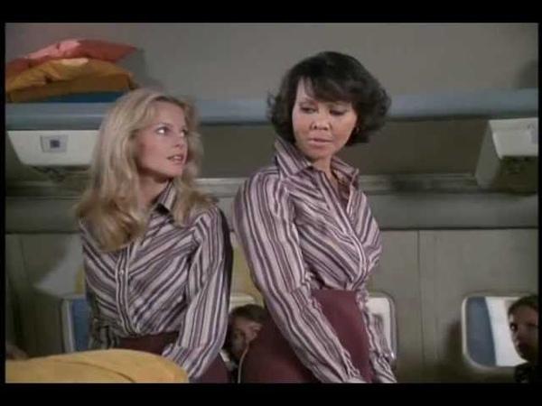 Angel Flight Charlie's Angels mini episode Jaclyn Smith and Cheryl Ladd Stewardesses