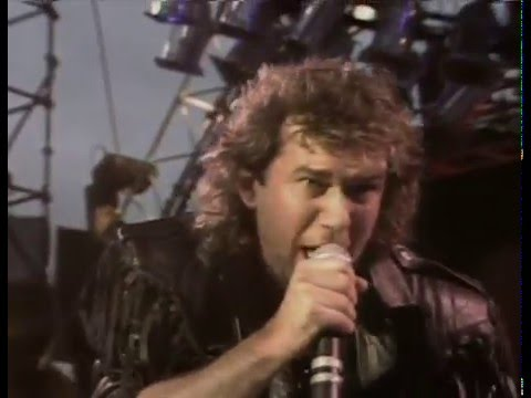 Jimmy Barnes Too Much Ain't Enough Love Live 1988