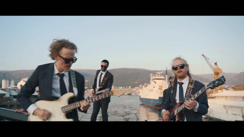 Kakkmaddafakka - Sin (Official Video)