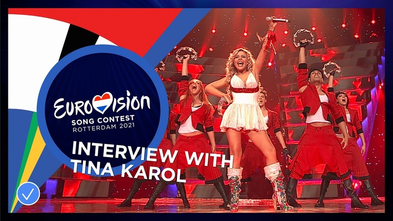 Show Your Love for Tina Karol 🇺🇦 Eurovision Song Contest