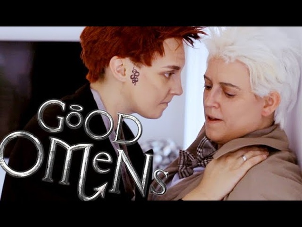 GOOD OMENS Nice and Accurate Ways to Unwind After Diverting Armageddon