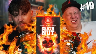 Death Nut Challenge 2.0 vs Hottest Corn Chips: Что острее?