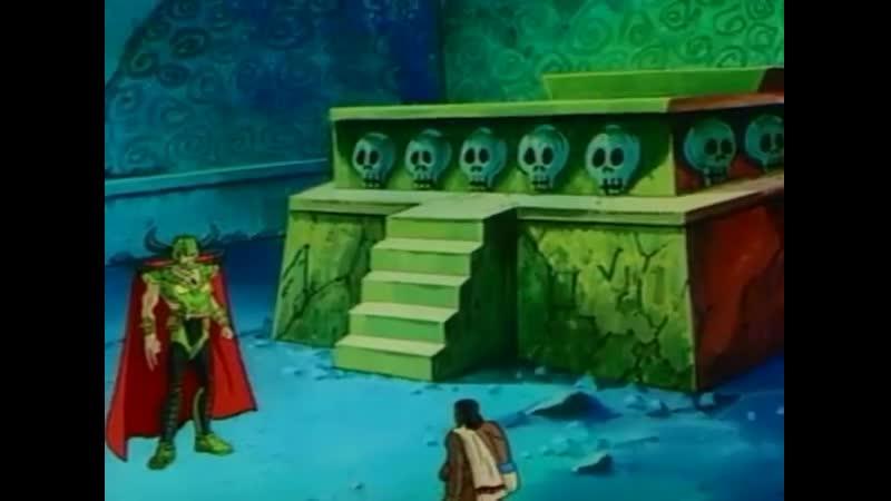 Конан искатель приключений Conan the Adventurer Карусель удачи 53 Серия