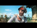 Клип из к-ф СВАДЬБА В МАЛИНОВКЕ_Песня Попандопуло На морском песочке я Марусю встретил