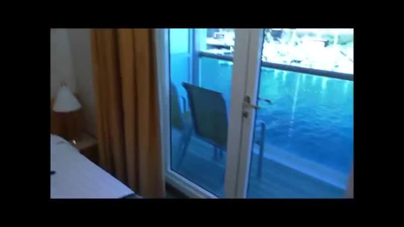 Каюты на лайнере Costa Mediterranea!