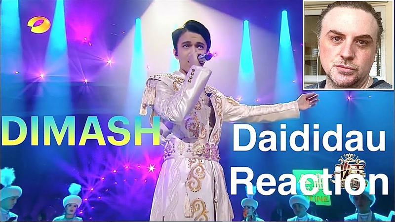 PROFESSIONAL SINGER REACTS DIMASH DAIDIDAU Reaction and Review performance watched 2 times