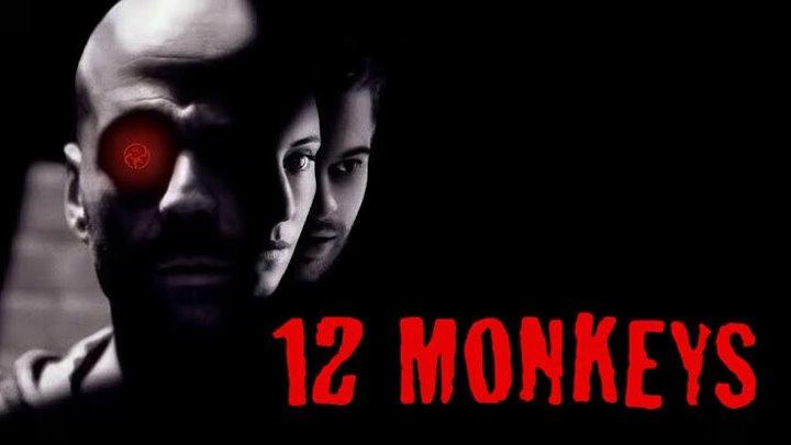 12 Monkeys 1995