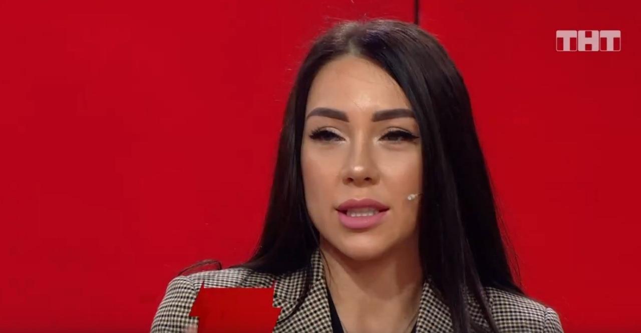 Алена Савкина на шоу ББ