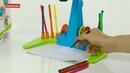 Наборы для рисования «Обучающий проектор для рисования» Дующие фломастеры «Рисуем динозавров»