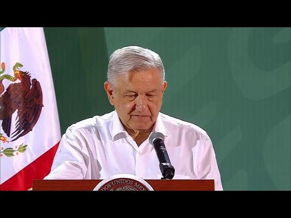 Conferencia Andr s Manuel López Obrador Viernes 17 Julio 2020 Manzanillo Colima