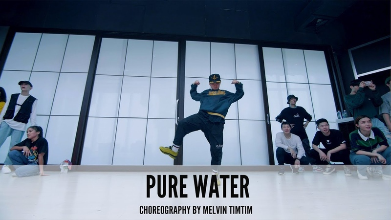 Pure Water Choreography by Melvin Timtim