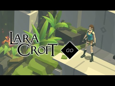 Lara Croft Go Gameplay Android