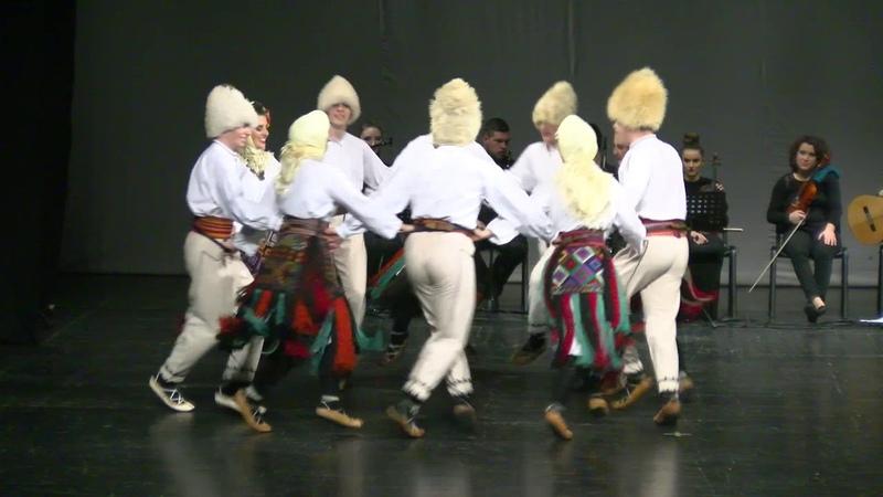 KUD ABRAŠEVIĆ PANČEVO - Vlaške igre iz okoline Boljevca