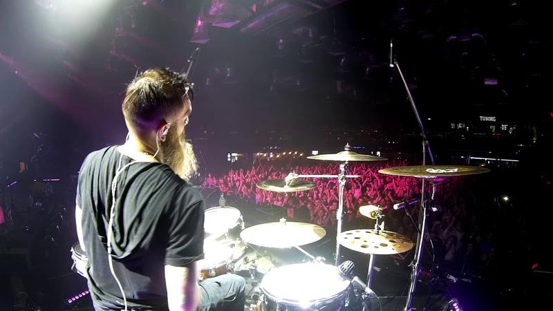 Нейромонах Феофан Соло Ярмарка Live Drumcam СПб 2019 Тур Десять