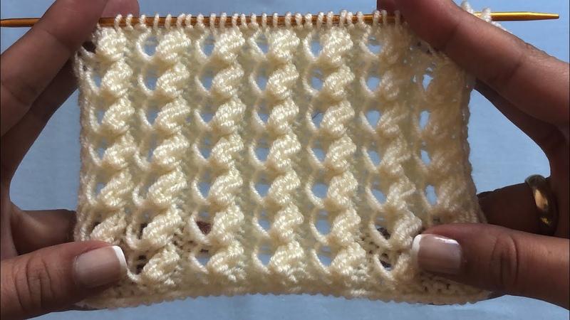 Limon çiçeği yapımı Sesli Anlatım Çeyizlik Yelek Örgüsü Strickmuster knitting patterns örgü
