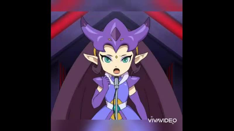Inazuma Eleven Go Galaxy - Lalaya Obies