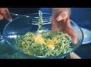 Как приготовить яичную лапшу в домашних условиях!