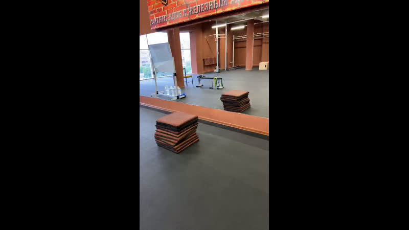 BRUTAL GYM фитнес клуб с железным характером! Live