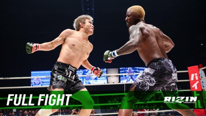 Full Fight | 五味隆典 vs. メルビン・ギラード / Takanori Gomi vs. Melvin Guillard - RIZIN.11