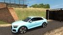 City Car Driving - Audi Q8 l Normal Driving | Link | CCD | Gameplay | G29
